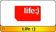 Отправка SMS для абонентов Life
